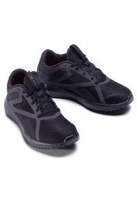 Czarne buty do fitnessu Reebok z cholewką