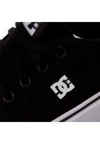 Tenisówki DC - Trase Tx ADYS300126 Black/White (BKW). Okazja: na co dzień. Kolor: czarny. Materiał: materiał. Szerokość cholewki: normalna. Styl: casual #4