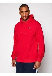 Fila Bluza Edison 688163 Czerwony Regular Fit. Kolor: czerwony