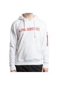 Alpha Industries RBF Moto Hoody Sweats > 11633709. Materiał: bawełna, poliester. Wzór: nadruk. Styl: klasyczny