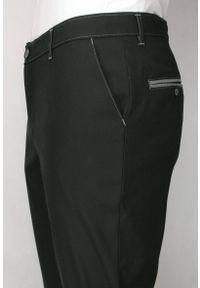 Czarne spodnie un SARTO eleganckie