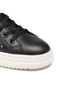Geox Sneakersy D Pontoise B D16FEB 08540 C9999 Czarny. Kolor: czarny