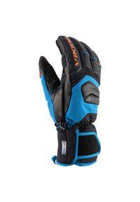 Rękawice męskie narciarskie Viking Kaprun 115200710. Materiał: skóra, syntetyk, materiał. Sport: narciarstwo