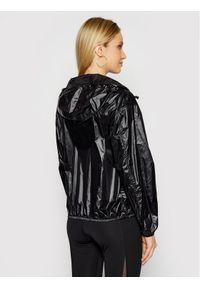 Czarna kurtka przejściowa Armani Exchange