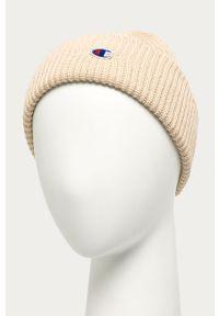 Beżowa czapka Champion