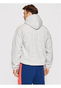 PLNY Textylia Polar Stanford PT-BL-HO-00181 Szary Regular Fit. Kolor: szary. Materiał: polar