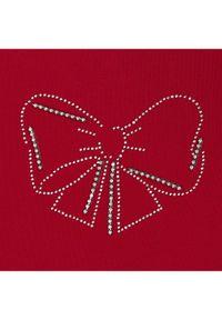 Mayoral Bluzka 178 Czerwony Regular Fit. Kolor: czerwony