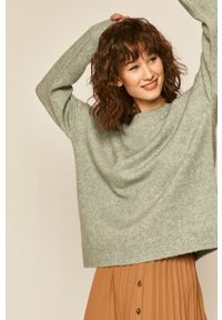 Zielony sweter medicine melanż #5