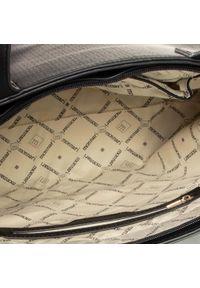 Czarna torebka klasyczna Monnari casualowa, na ramię
