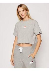 Ellesse T-Shirt Fireball SGB06838 Szary Loose Fit. Kolor: szary