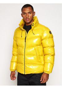 Żółta kurtka zimowa Napapijri