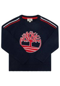 Niebieski sweter Timberland
