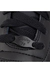 Czarne buty sportowe Nike z cholewką, Nike Cortez