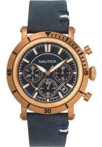 Niebieski zegarek Nautica