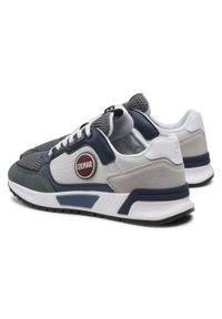 Colmar - Sneakersy COLMAR - Dalton Vice 016 Lt Gray/Navy/Dusty Blue. Okazja: na co dzień. Kolor: niebieski. Materiał: zamsz, skóra ekologiczna, materiał. Szerokość cholewki: normalna. Styl: casual, elegancki #4
