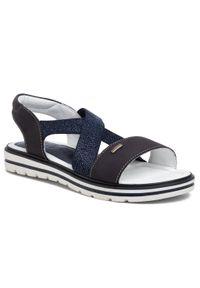 Niebieskie sandały Lasocki Young na lato