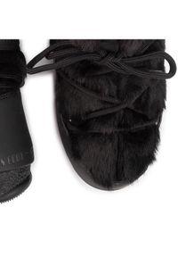 Czarne śniegowce Moon Boot
