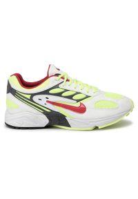 Białe buty sportowe Nike z cholewką, Nike Zoom