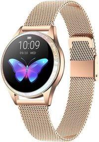 Smartwatch Artnico KW20 Złoty. Rodzaj zegarka: smartwatch. Kolor: złoty
