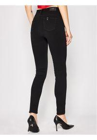 Liu Jo Jeansy Slim Fit UXX037 D4199 Czarny Slim Fit. Kolor: czarny