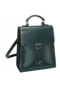 Zielony plecak Nobo casualowy