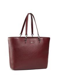 Czerwona torebka klasyczna Hugo klasyczna