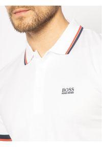 Biała koszulka polo BOSS polo