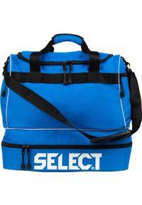 SELECT - Select Torba piłkarska męska Select niebieska 53 l. Kolor: niebieski. Sport: piłka nożna