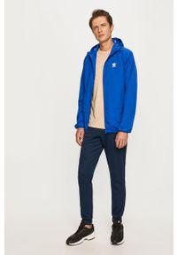 Niebieskie spodnie dresowe adidas Originals