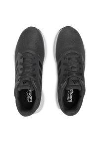 Adidas - Buty adidas - Galaxy 5 FY6717 Grefiv/Cblack/Ftwwht. Zapięcie: sznurówki. Kolor: szary. Materiał: materiał. Szerokość cholewki: normalna. Sport: bieganie