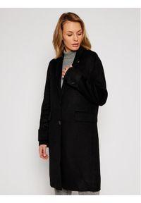 Czarny płaszcz przejściowy Calvin Klein