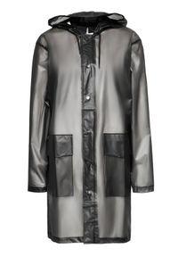 Rains Kurtka przeciwdeszczowa Unisex 1269 Czarny Regular Fit. Kolor: czarny #8