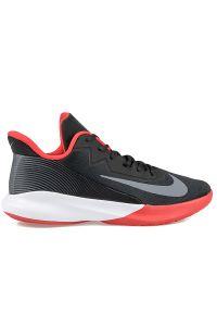 Buty sportowe Nike z cholewką, do koszykówki, na sznurówki