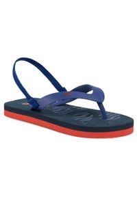 Niebieskie sandały Jack Wolfskin na lato, klasyczne