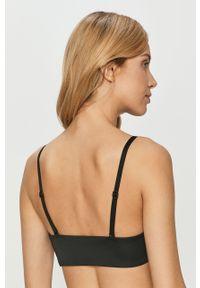 Czarny biustonosz Calvin Klein Underwear z odpinanymi ramiączkami