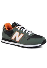 New Balance Sneakersy GM500TSH Zielony. Kolor: zielony
