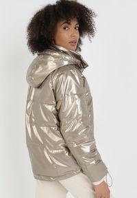 Brązowa kurtka przejściowa Born2be