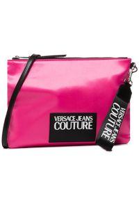 Versace Jeans Couture Torebka E1VVBBTY Różowy. Kolor: różowy