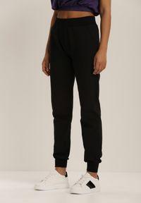 Renee - Czarne Spodnie Clyniassi. Kolor: czarny