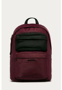 Fioletowy plecak Diesel