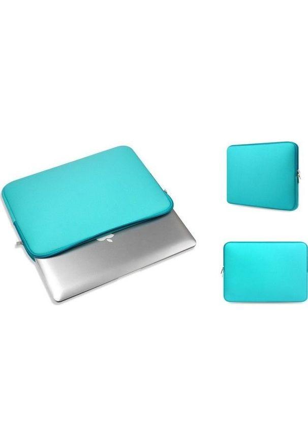 "Etui Pan i Pani Gadżet MacBook Pro Air 13 13"" Niebieski. Kolor: niebieski"