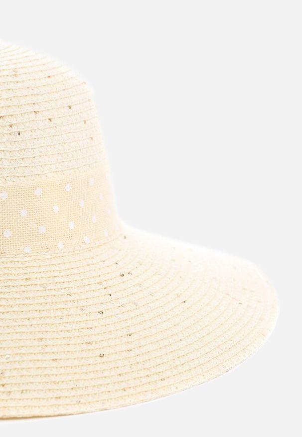 Beżowy kapelusz Renee
