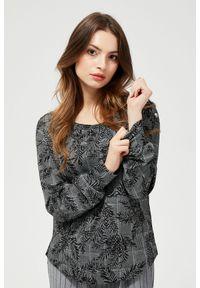 Bluza MOODO elegancka, długa