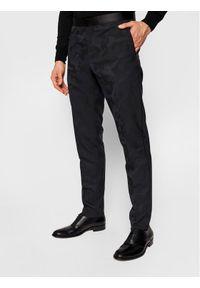 Niebieskie spodnie garniturowe TOMMY HILFIGER
