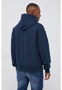 !SOLID - Solid - Bluza. Kolor: niebieski. Materiał: bawełna. Wzór: nadruk