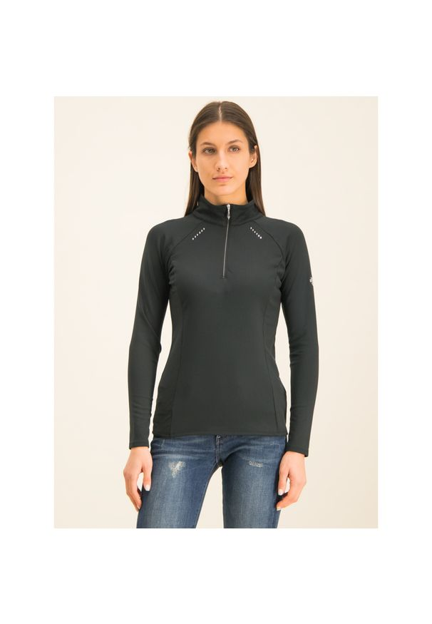 Czarna bluza sportowa Descente