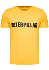 Żółty t-shirt CATerpillar