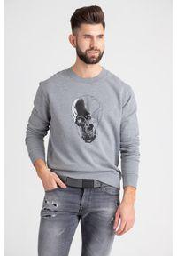 Bluza Just Cavalli klasyczna, z klasycznym kołnierzykiem