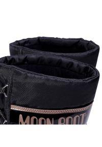 Czarne trapery Moon Boot
