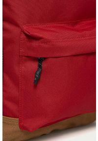 DC - Dc - Plecak. Kolor: czerwony